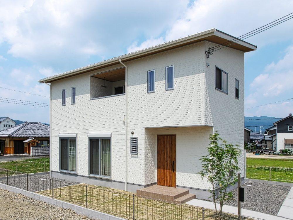 野田の家(外観)